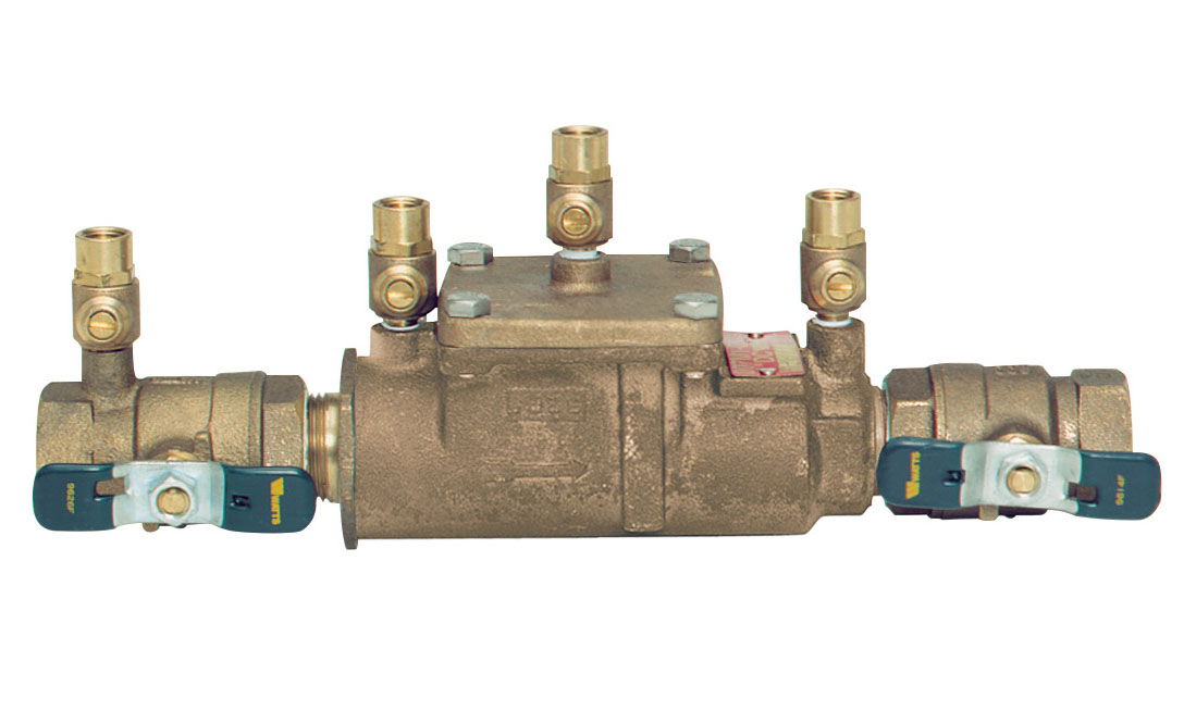 WATTS BACKFLOW PREVENTERS