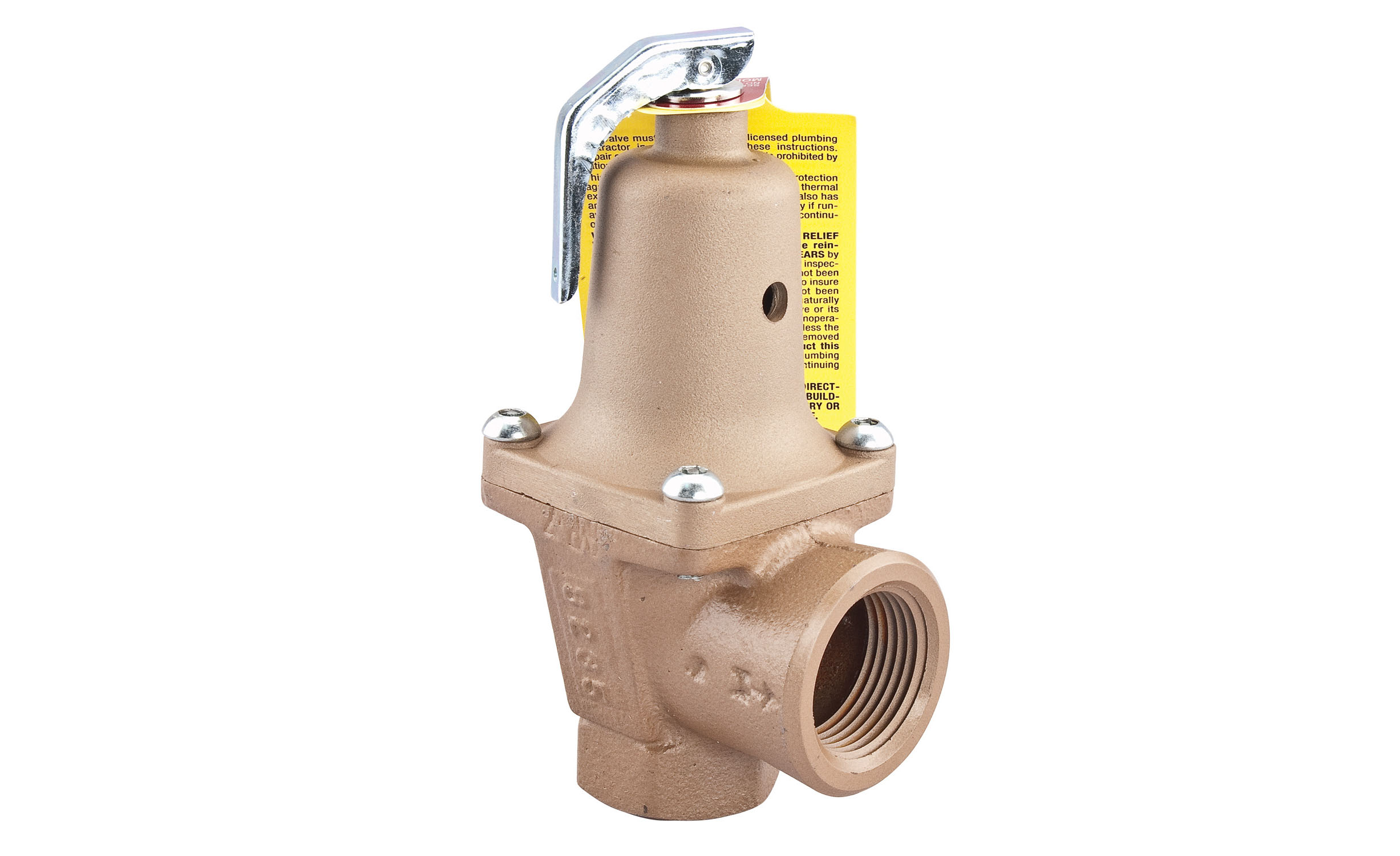 WATTS RELIEF VALVES