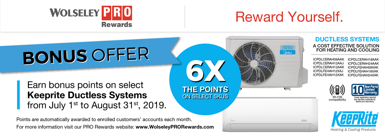 Wolseley PRO Rewards - Keeprite