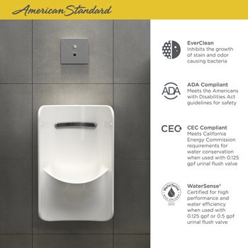 American Standard Greenbrook Urinal